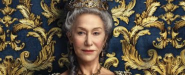 Helen Mirren as Catherine the Great