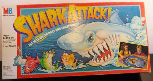 Shark Attack! (The Game)