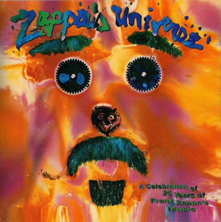 Zappa's Universe album cover