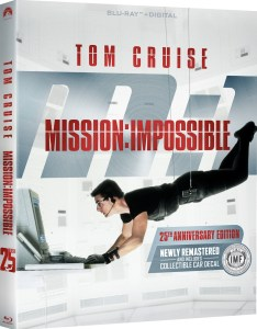 Mission Impossible : 25th Anniversary Edition