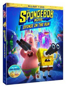 Spongebob Movie - Sponge on the Run Blu-ray