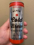 Trader Joe's Black Cold Brew Coffee - Review