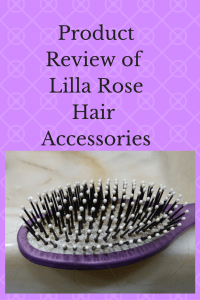 Product Review of Lilla Rose Hair Accessories