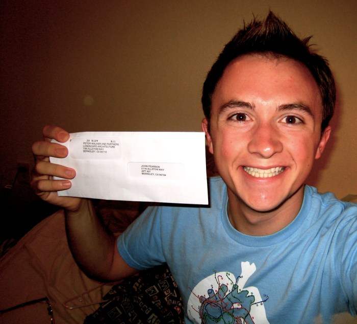 very happy young man getting his paycheck on friday living paycheck to paycheck break the cycle