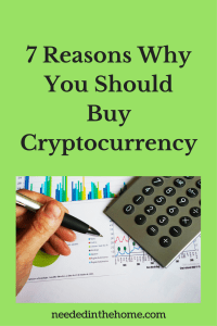 7 Reasons Why You Should Buy Cryptocurrency