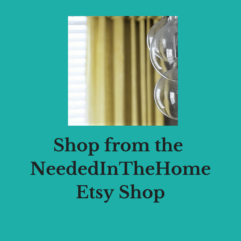 Shop from the NeededInTheHome Etsy Shop