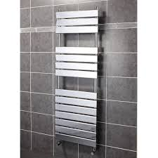 heated towel rack Improve Your Family Bathroom Without All The Hard Work