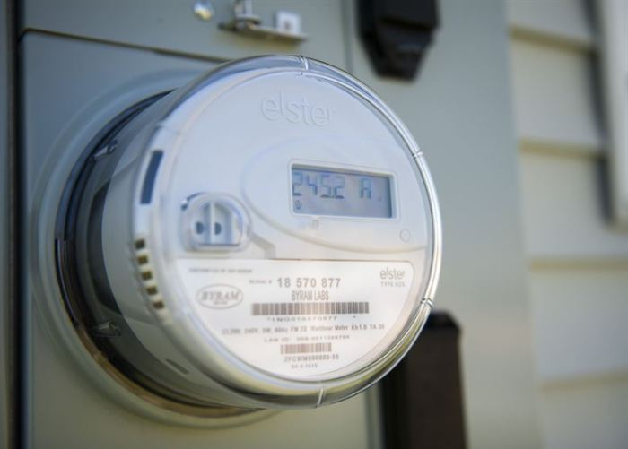 elster energy digital meter Let's Get All Efficient With Our Energy