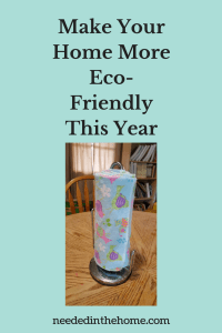 Make Your Home More Eco-Friendly This Year