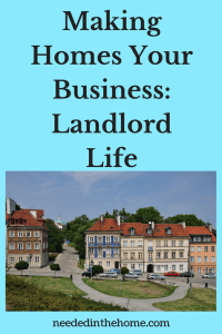 Making Homes Your Business: Could Life As A Landlord Be Right For You?