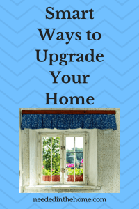 Smart Ways to Upgrade Your Home