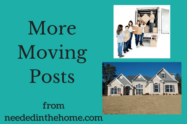 family chain with moving boxes and moving truck house for sale more moving posts from neededinthehome.com