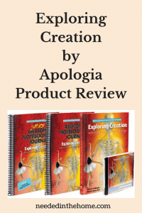Product Review of Exploring Creation with Human Anatomy and Physiology by Apologia