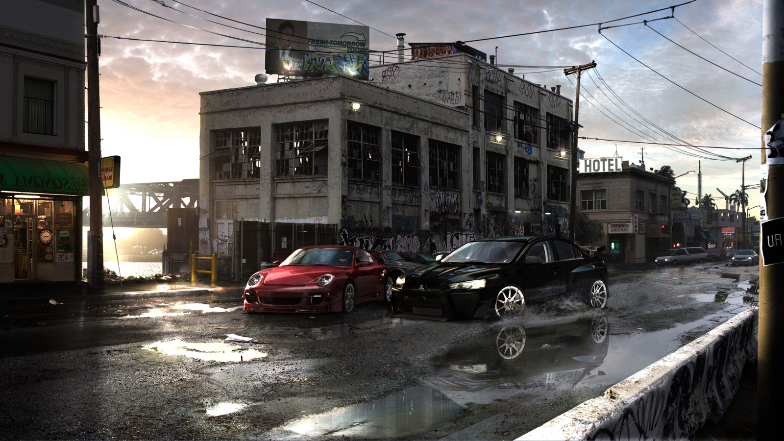 Nfs Most Wanted 2 Cars Wallpapers Imagine If The Next Need For Speed Really Looked Like This