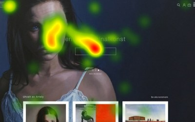 Artely ökar sin konvertering med eye tracking