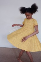 yellow Groove Dress_2
