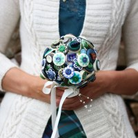 a handmade wedding