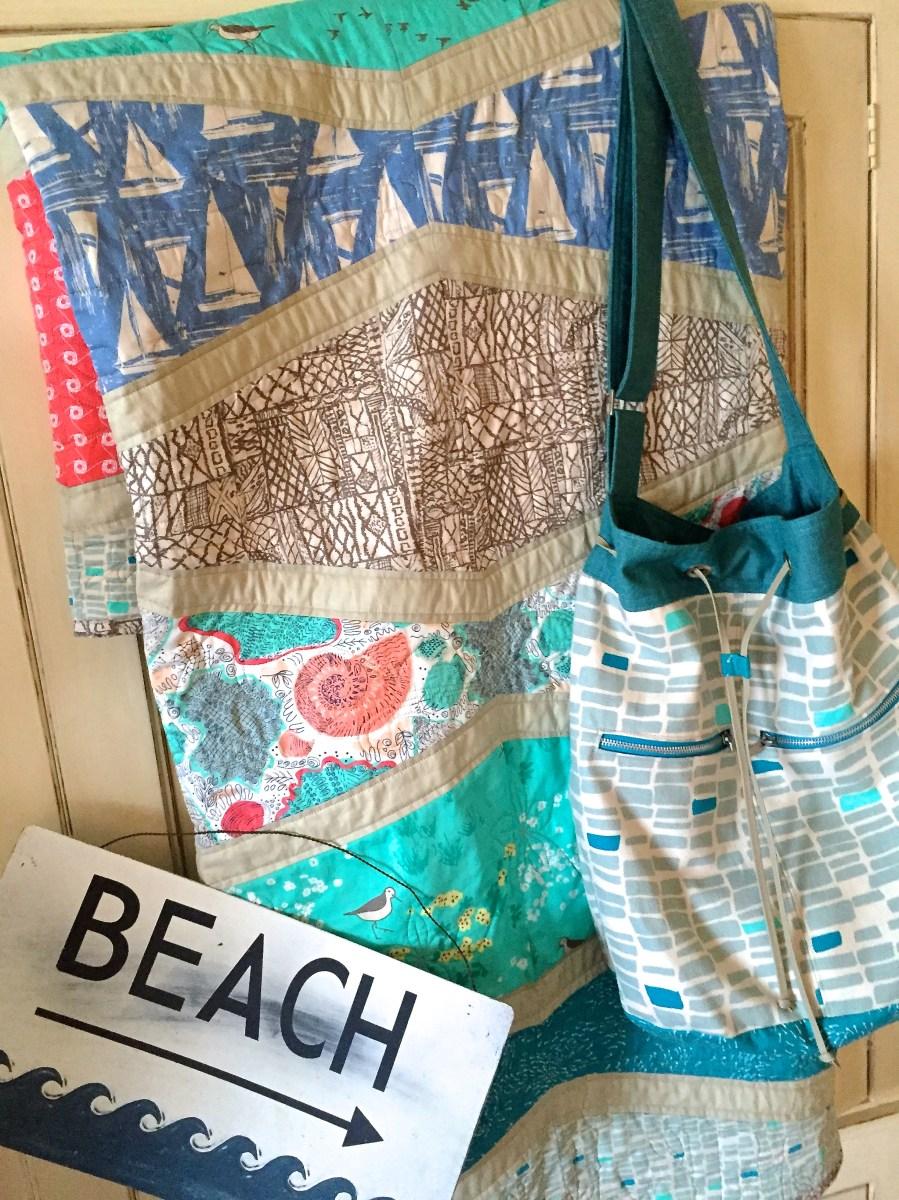 Coastline Tour Needle In Fabric Stash