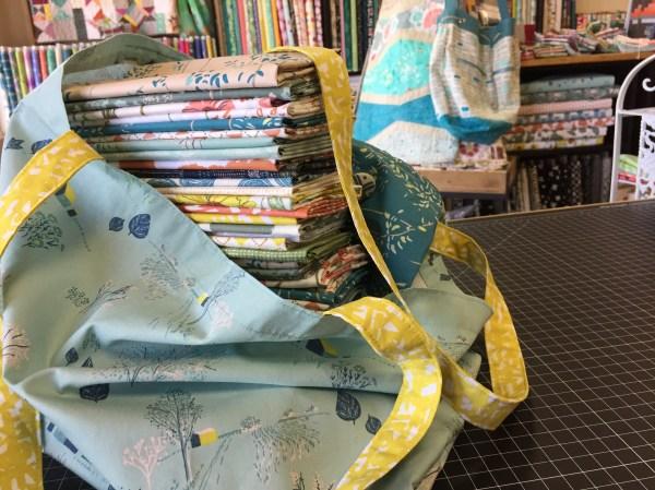 Stash Repeat With Bountiful Fabrics Tour