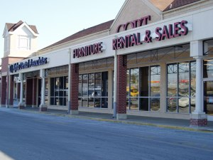 Colonial Square Shopping Center: Rent Retail Space in Cinnaminson, NJ