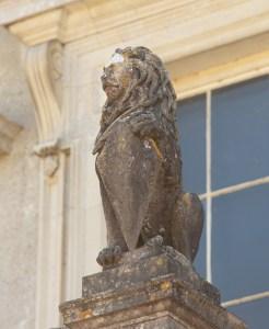 The Stone Lion