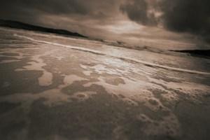 Scottish Beach Water