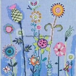 BOAF Amy's Blue Garden