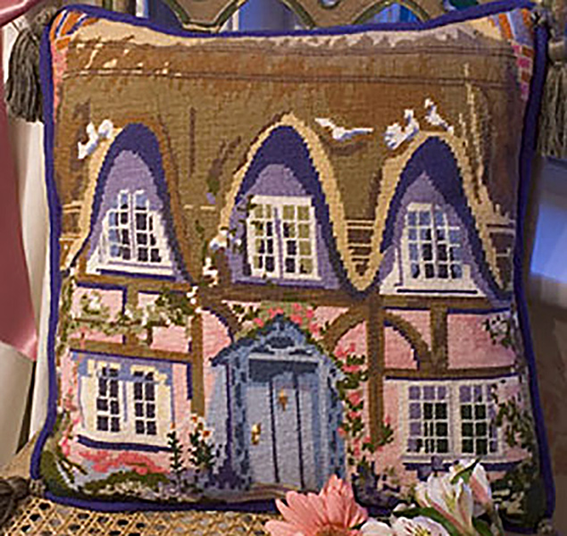 NeedlepointUS  Worldclass Needlepoint  The English