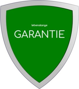 Piercing Garantie
