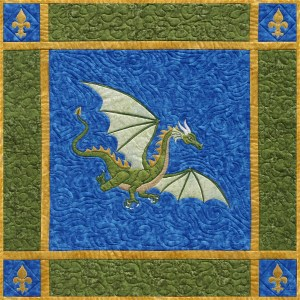 Dragon on the Wind sample