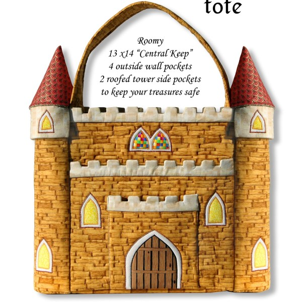 Castle Keeper Tote Front Cover