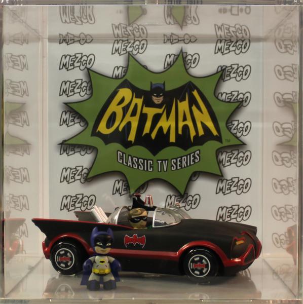 Mezco Unveils Classic 1966 Batman Mez-Itz