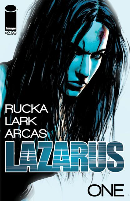 LAZARUS #1 STRIKES A NERVE, SELLS OUT