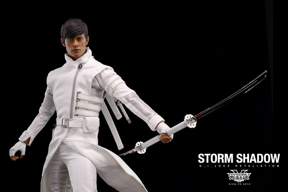 G.I. Joe Retaliation: Storm Shadow Final Product Preview