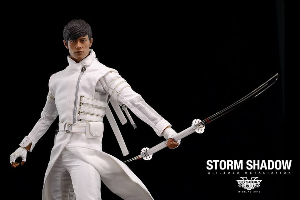 G.I. Joe Retaliation: Storm Shadow Final Product Preview