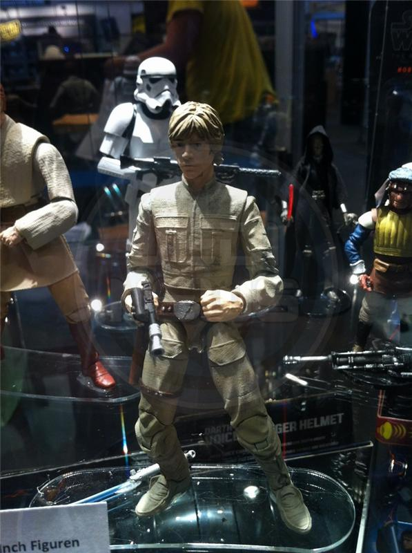 New Star Wars Figures Revealed: Star Wars Celebration Europe!!