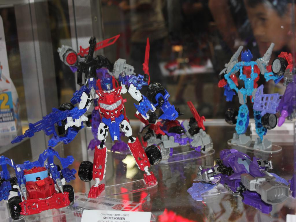 Hasbro SDCC Second Look: Transformers