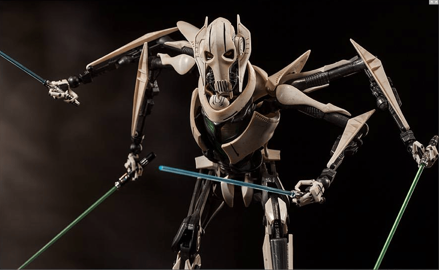 General Grievous Comes to Sideshow Collectibles!