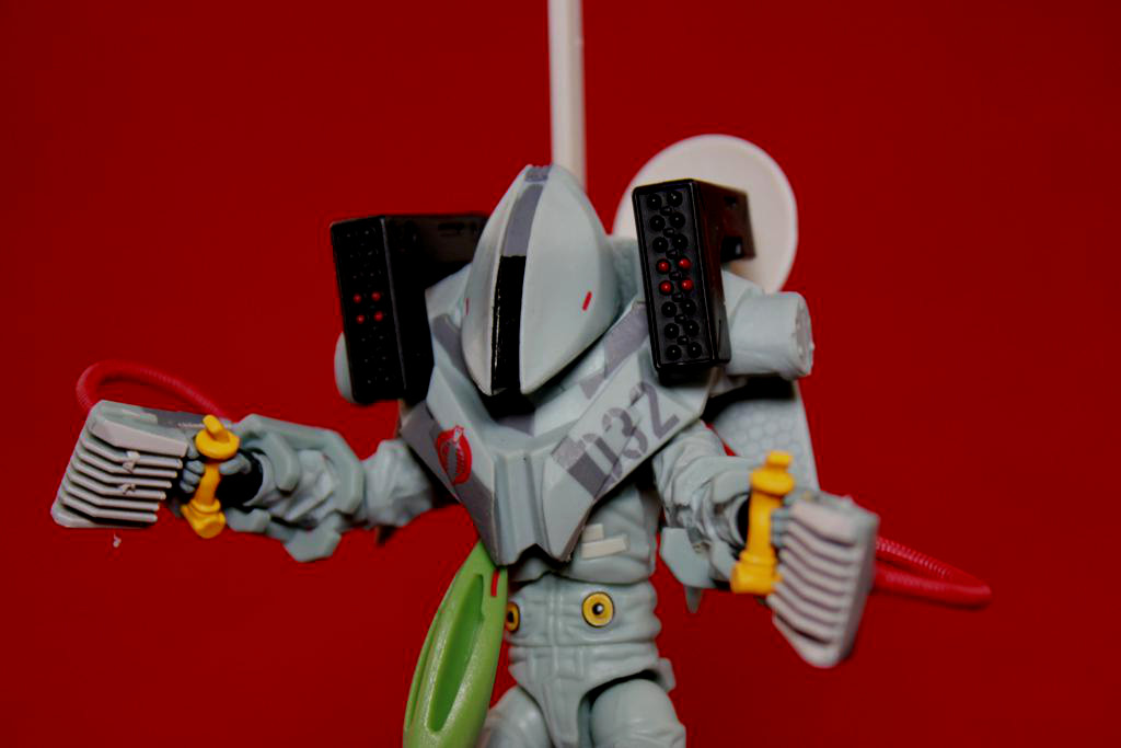 G.I. Joe Data Viper Review/ Gallery