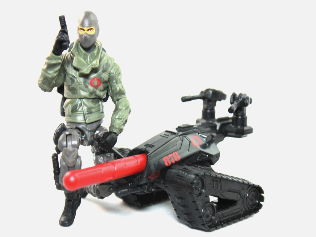 G.I. Joe Retaliation Firefly Gallery