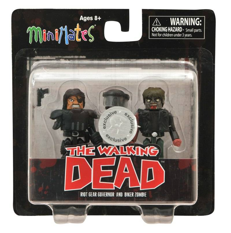 Walking Dead Minimates Series 4