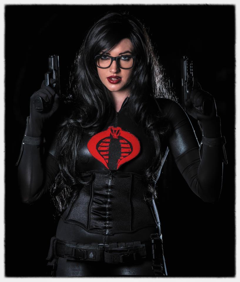 Callie Cosplay Black Cat