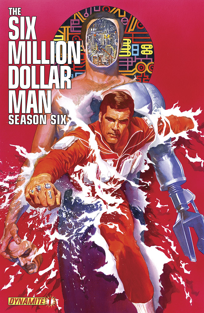 NYCC ANNOUNCEMENT – 40TH ANNIVERSARY OF THE SIX MILLION DOLLAR MAN