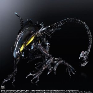 Aliens-Colonel-Marines-Play-Arts-Kai-Alien-Spitter-4