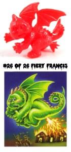 Minikins Fiery Francis