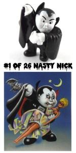 Minikins Nasty Nick