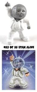 Minikins Stan Alive