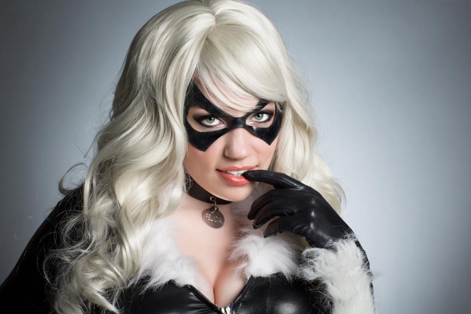 Destiny Nickelsen Mega Gallery! Harley Quinn & Black Cat!