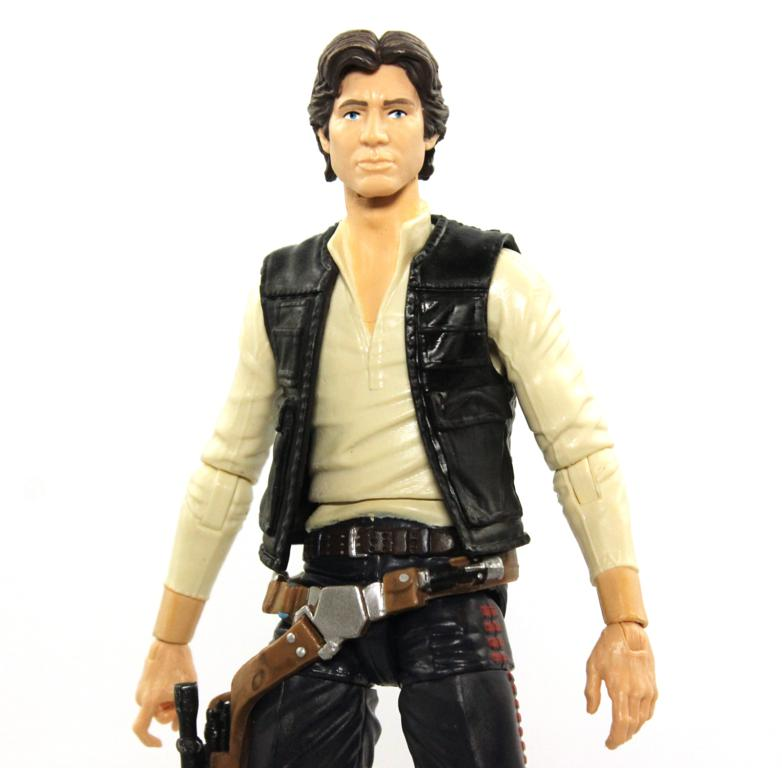 Star Wars Han Solo 6″ Black Series Review!