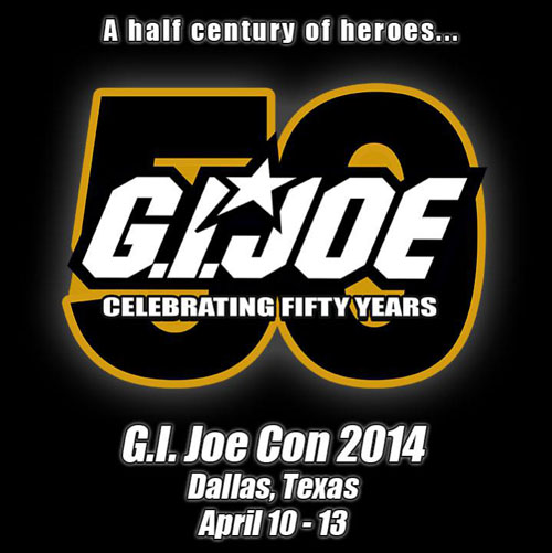 G.I. Joe Convention Exclusive  Joseph Colton Will be Available Carded!